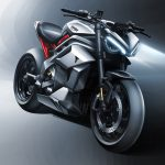 Triumph Project TE-1 Electric Motorcycle Prototype image