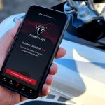 New Triumph SOS App - motorcycle accident detection and emergency alerting system - seconds save lives image